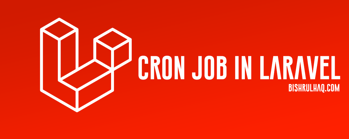 cronJob in Laravel