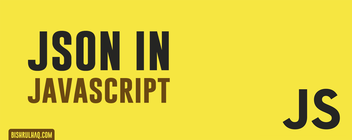 JSON in Javascript