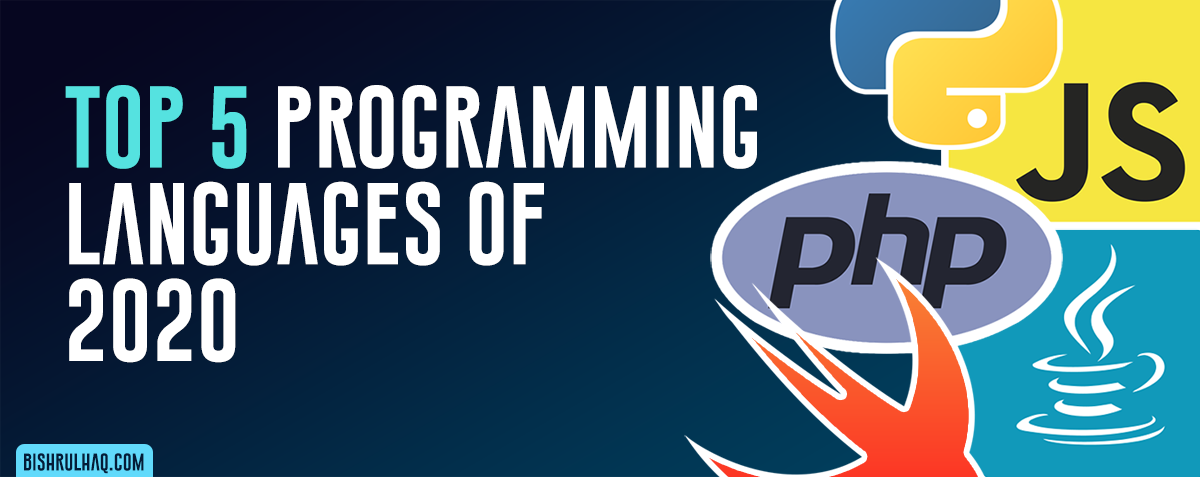 Top Five Programming Language