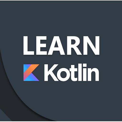 learn Kotlin Logo
